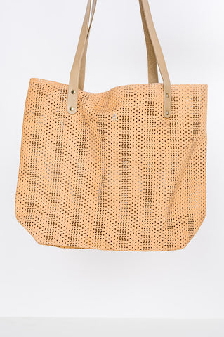 Craie Boutique // Tasche Toujours Perfo Nacre