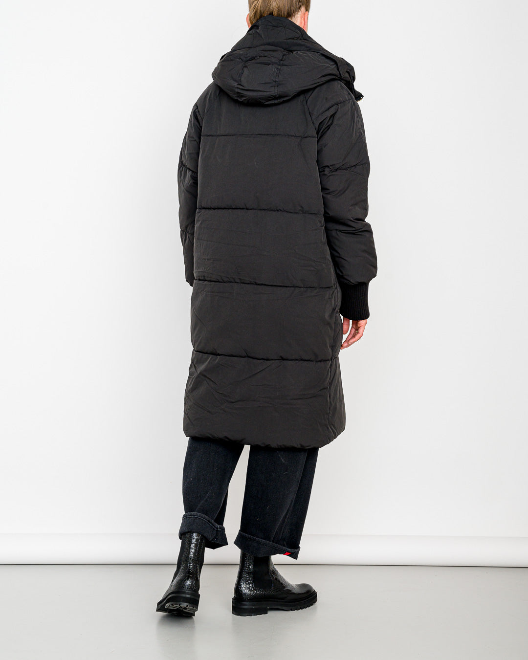 Embassy Of Bricks And Logs // Vegane Winterjacke Belfast Black