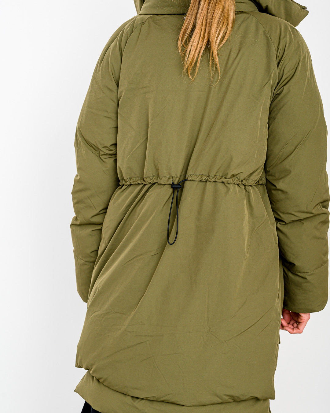 Embassy of Bricks and Logs // Vegane Winterjacke Milton Olive