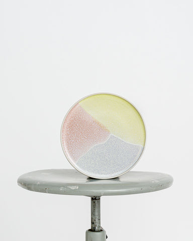 HKliving // Teller Gallery Ceramics Klein Pink Yellow