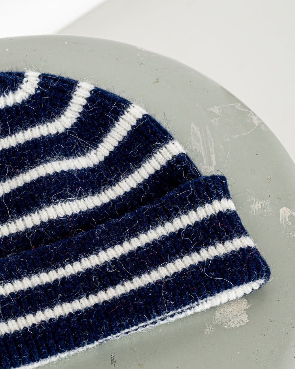 Le Bonnet // Beanie Stripes Midnight Stripes