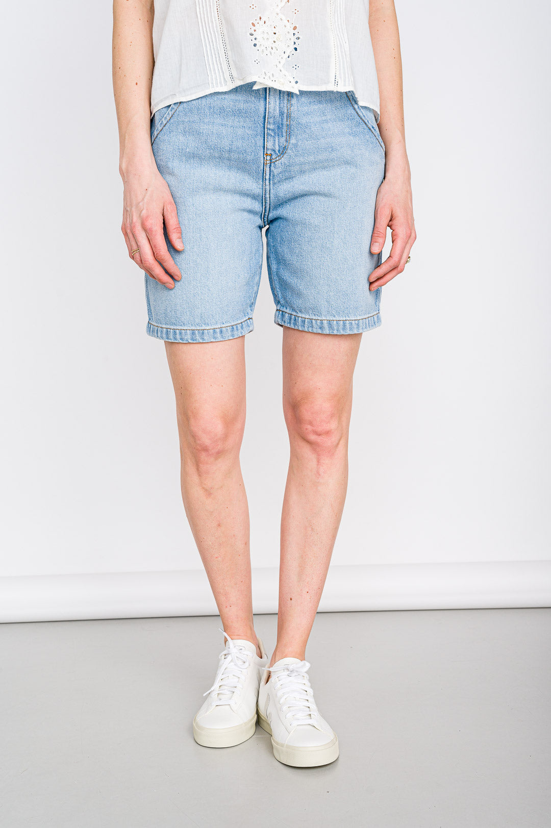 Leon&Harper // Short Quatty Denim