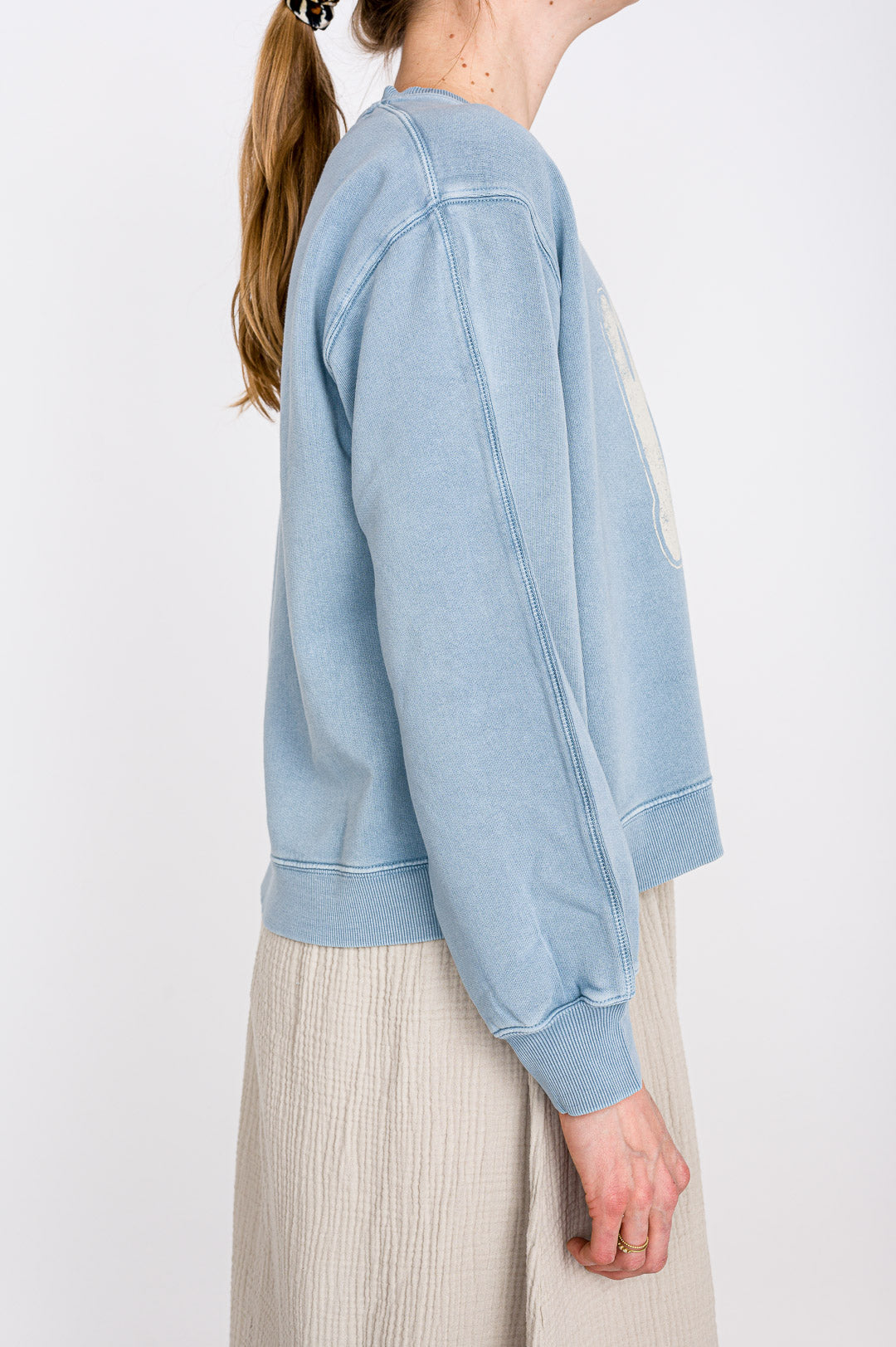 Leon&Harper // Sweater Sortie Women Sky