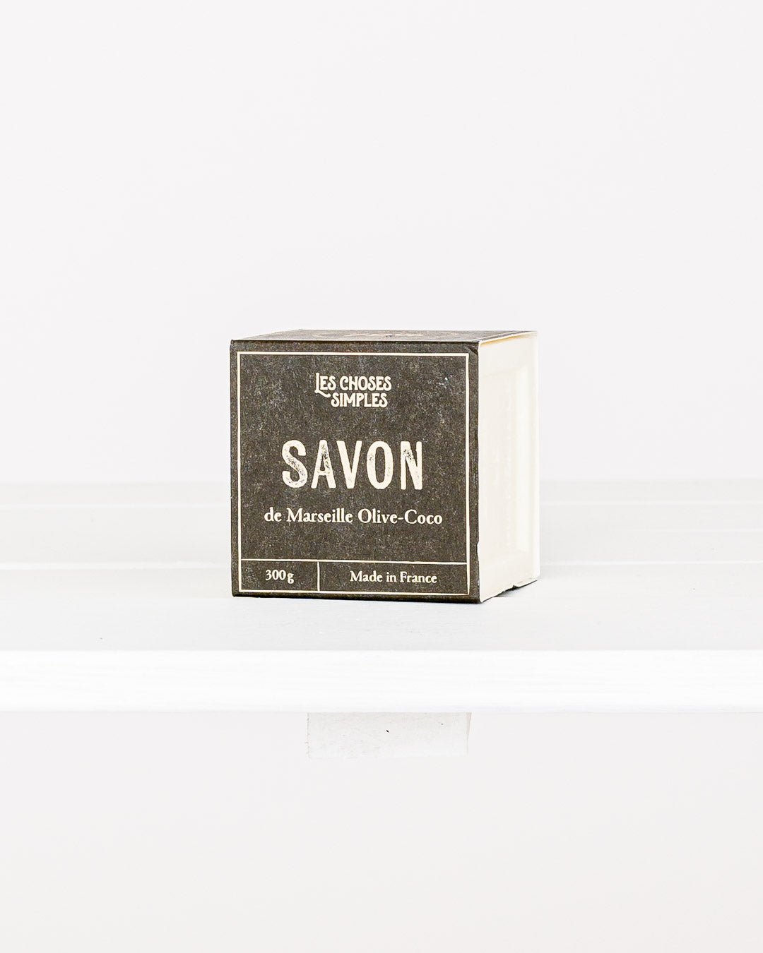 Les Choses Simple // Seife Savon De Marseille 300 Olive-Coco