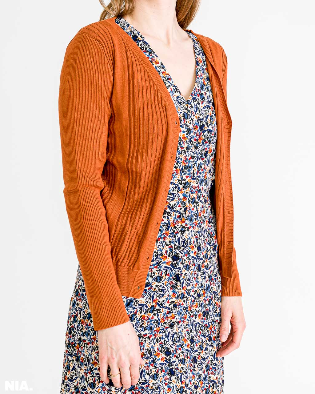 SESSUN // Cardigan Sheranee Hawaiian Sunset