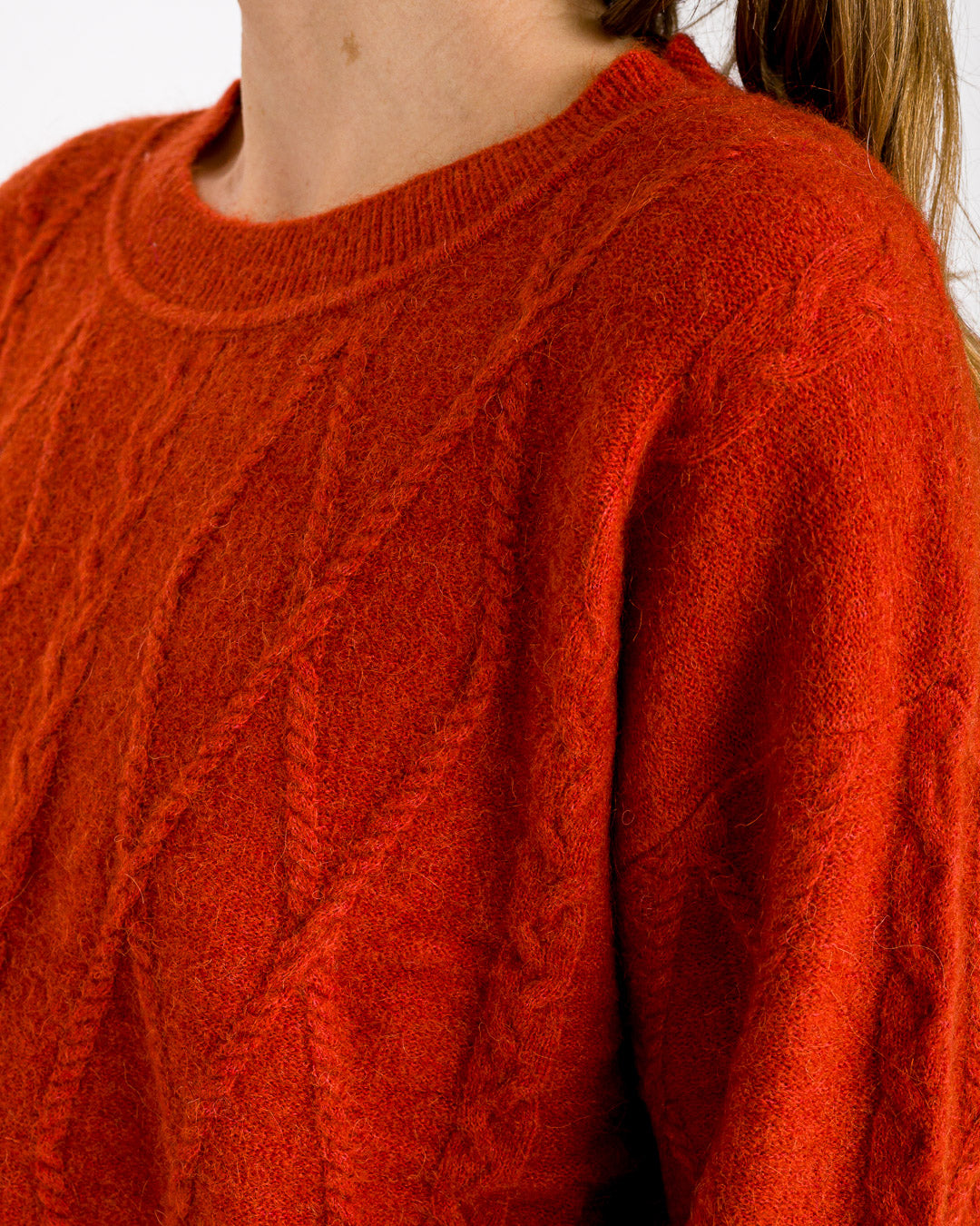 Marie Sixtine // Pullover Paulette Safran