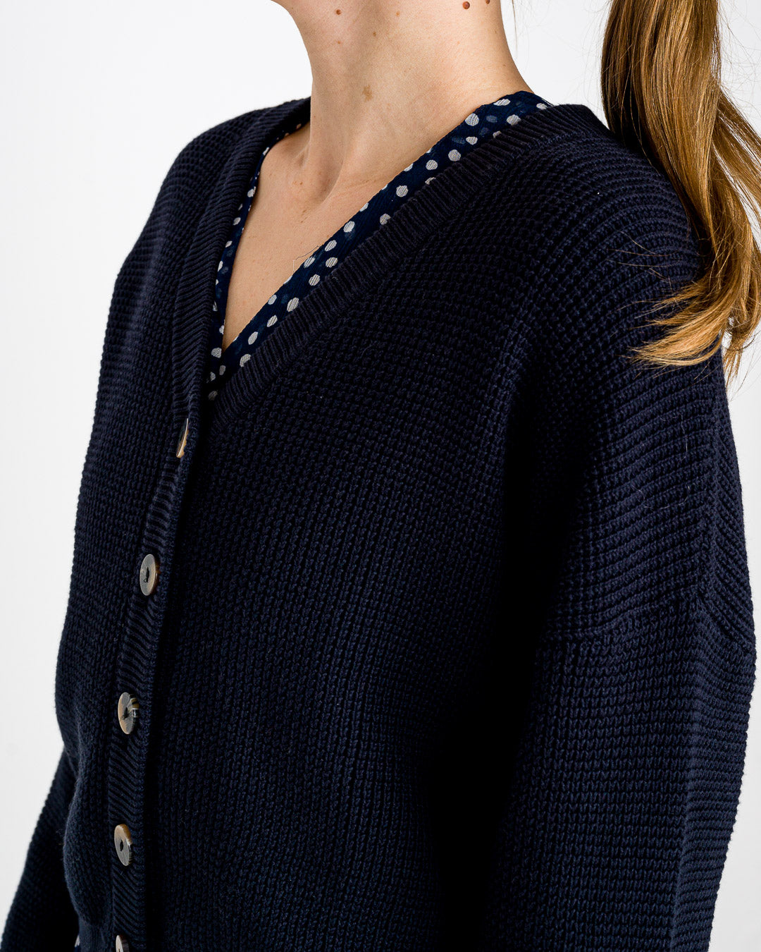 Marie Sixtine // Cardigan Gustave Sailor