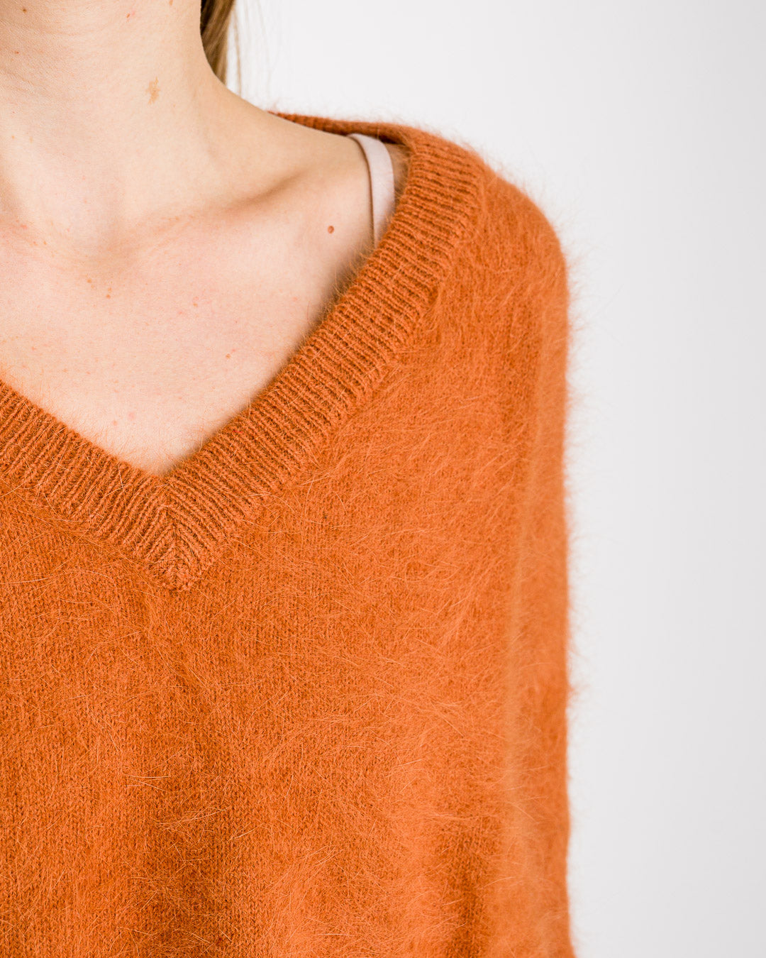 Marie Sixtine // Pullover Edward Latte