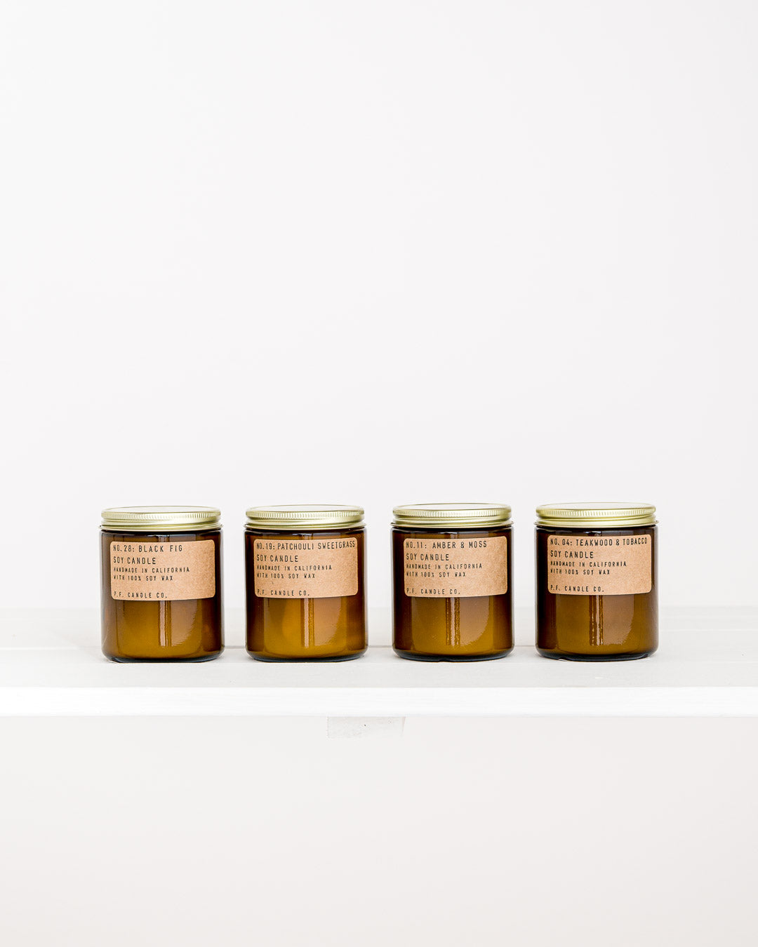 PF Candle Co. // Kerze No. 11 Amber & Moss