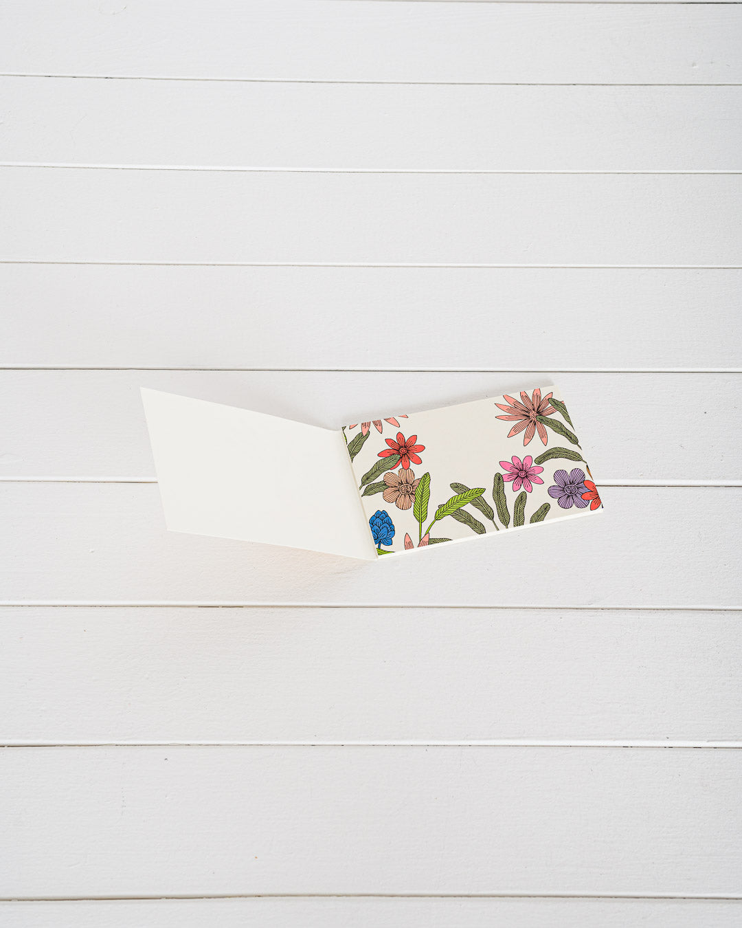 Seasonpaper // Postkartenblock Tropical