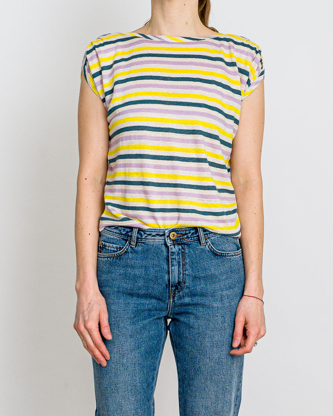 SESSUN  // Shirt Sixtolin Lemon Ice