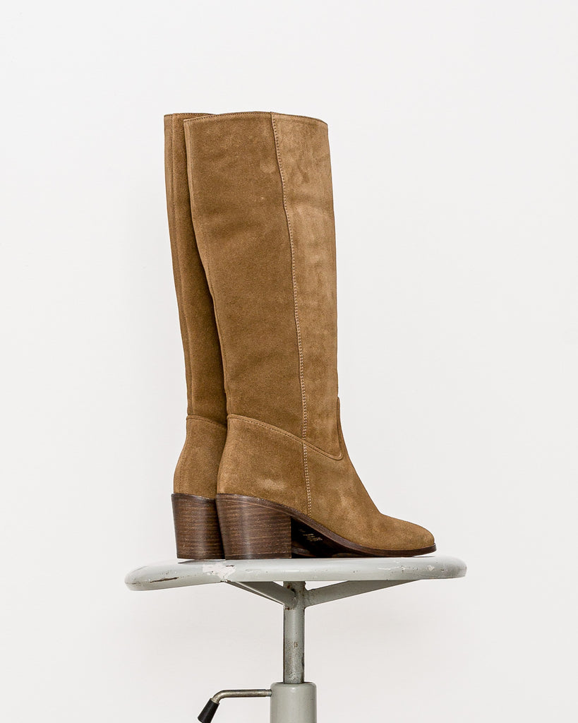 Sessun // Stiefel Twenty Nine Tobacco Suede