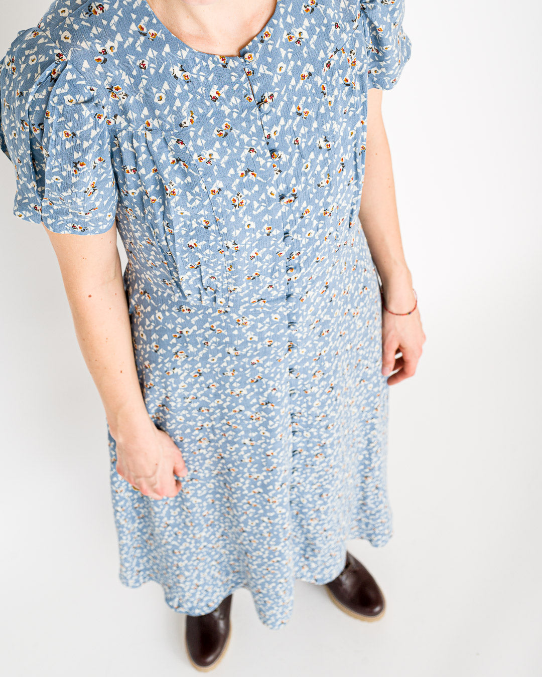 Sessun  // Kleid Adelaida Ashley Blue