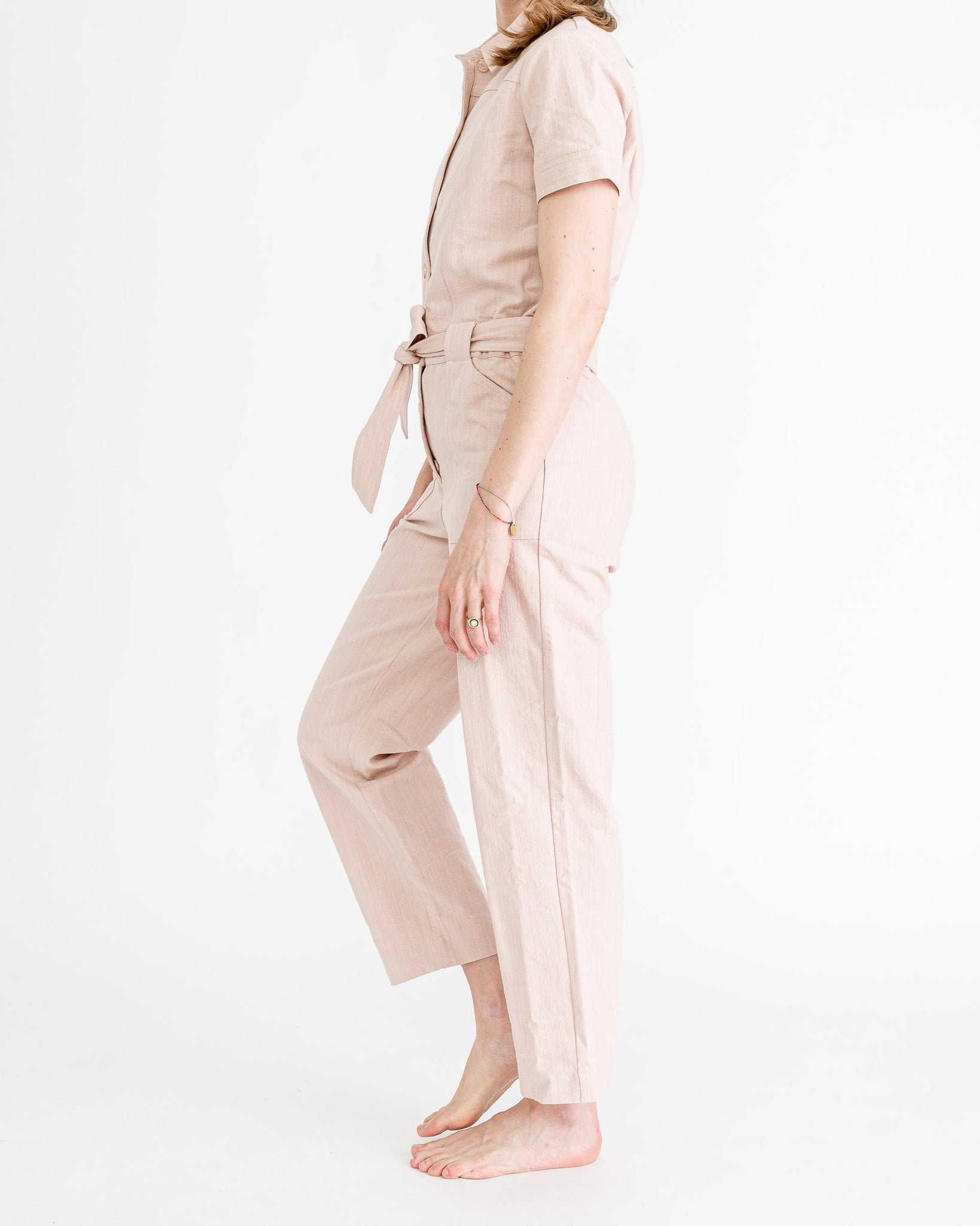Sessùn // Worker Overall Desert Cloud