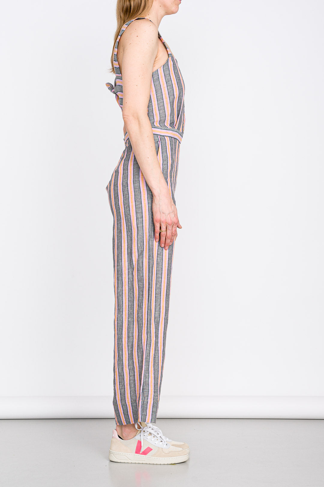 SESSUN // Jumpsuit Bellevue Sunsetgrey