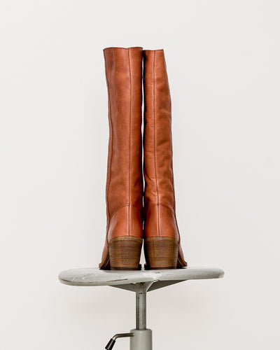 Sessun // Stiefel Jane West Rusty Leather