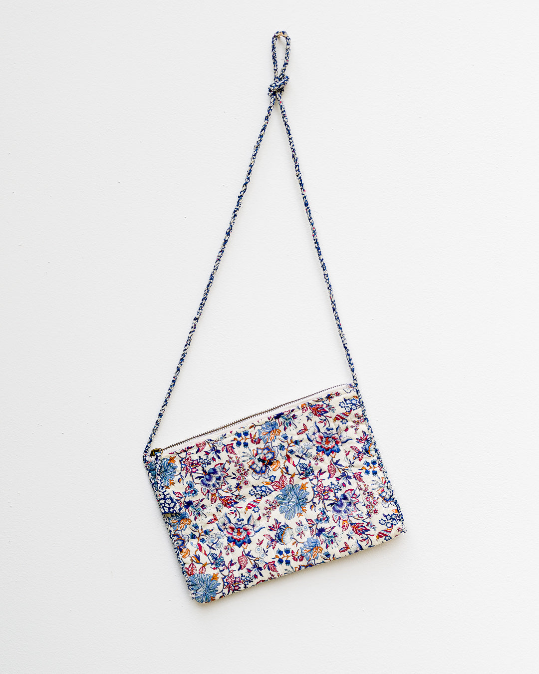 Tine K Home // Tasche  Liberty Clutch Strap Multi