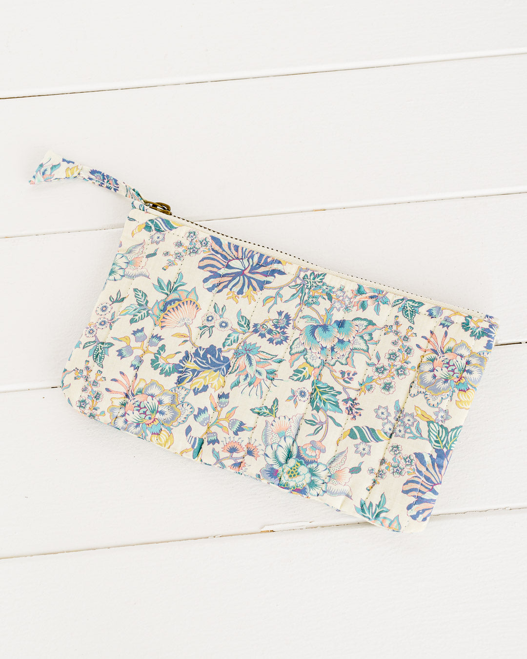 Tine K Home // Tasche Liberty Clutch Multi