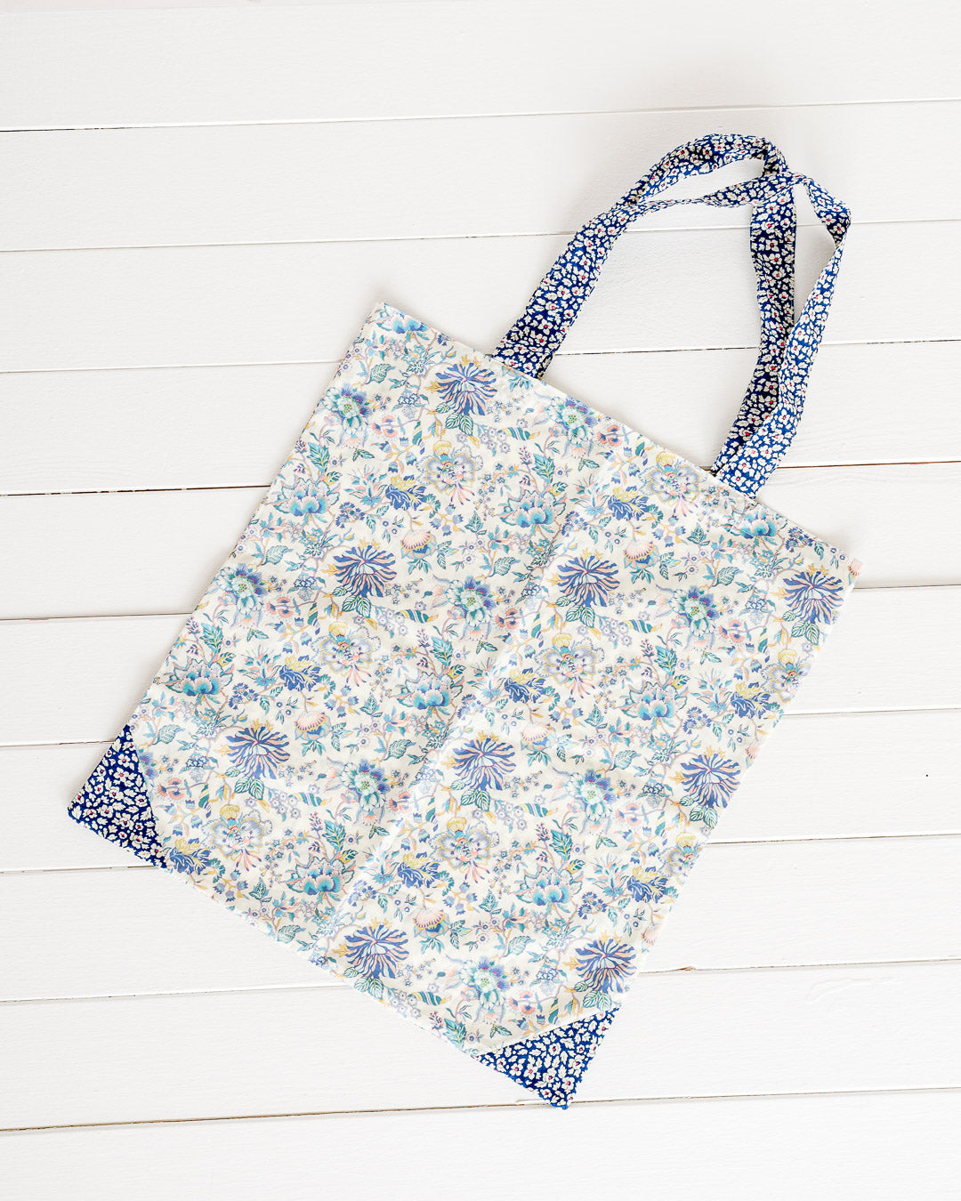 Tine K Home // Tasche Liberty Tote Bag Multi