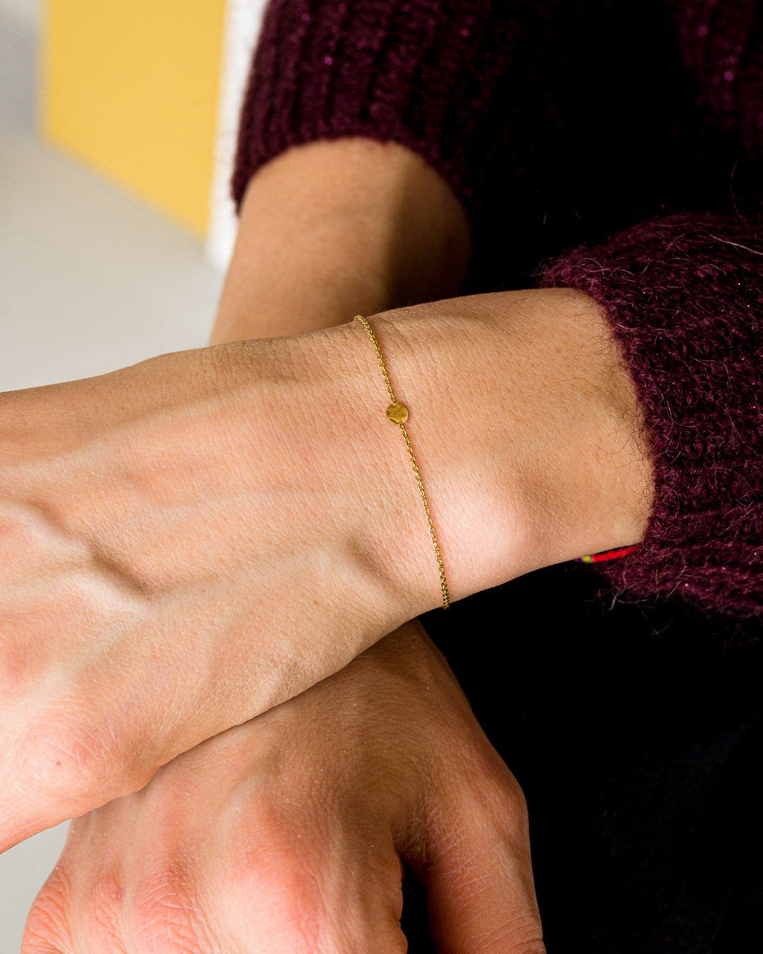 Titlee // Armband Broadway Gold