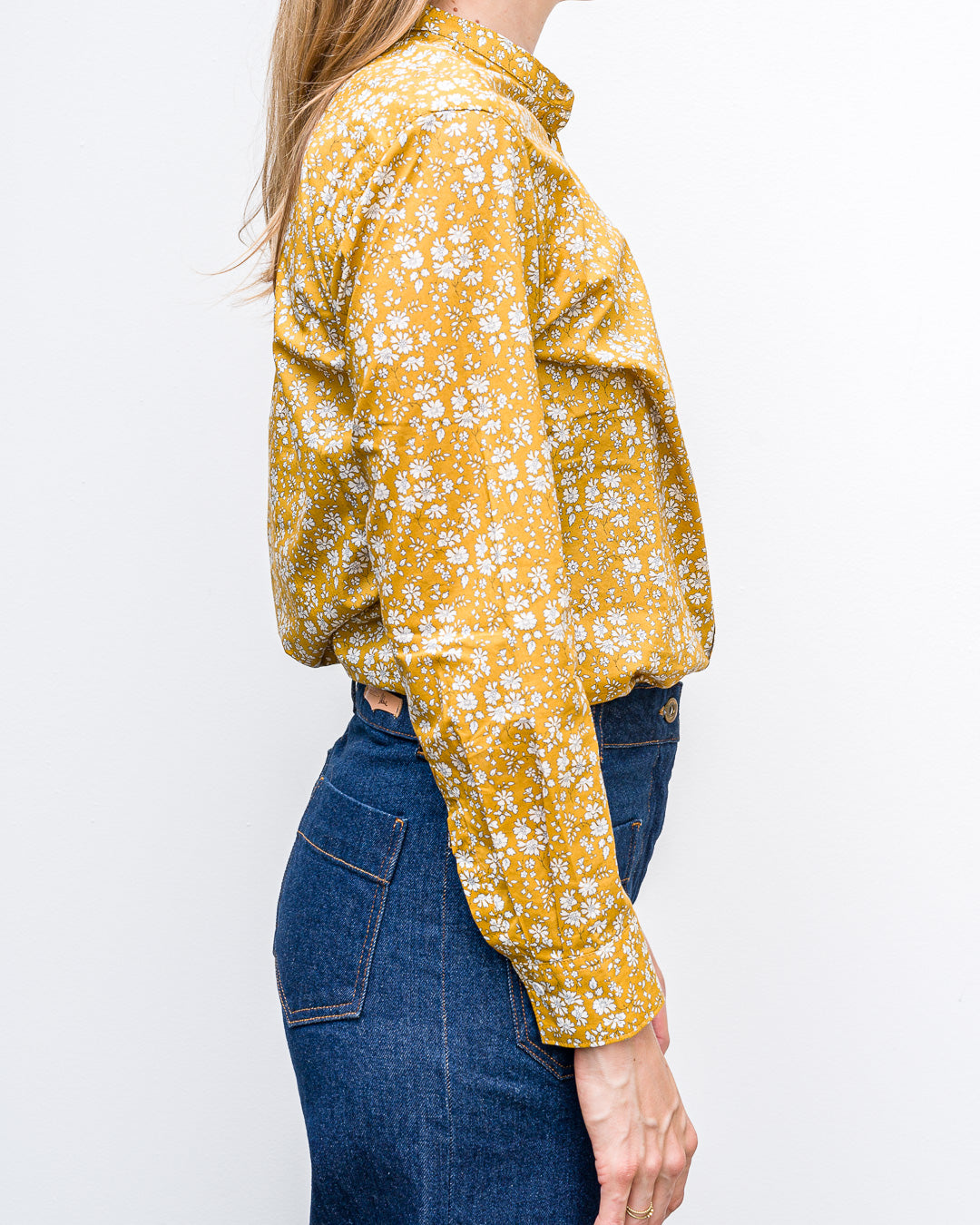 Hartford // Bluse Campbell Liberty Curry