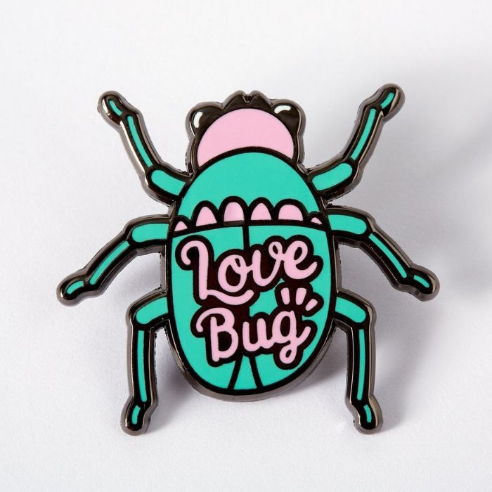 Punky Pins - Love Bug Pin de Esmalte