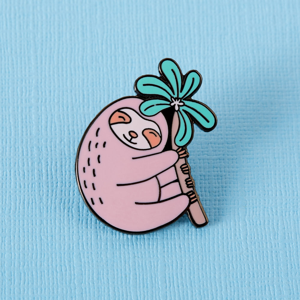 Punk Pins - Sloth Enamel Pin