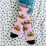 Punk Pins - Vegan Carbohydrates Socks