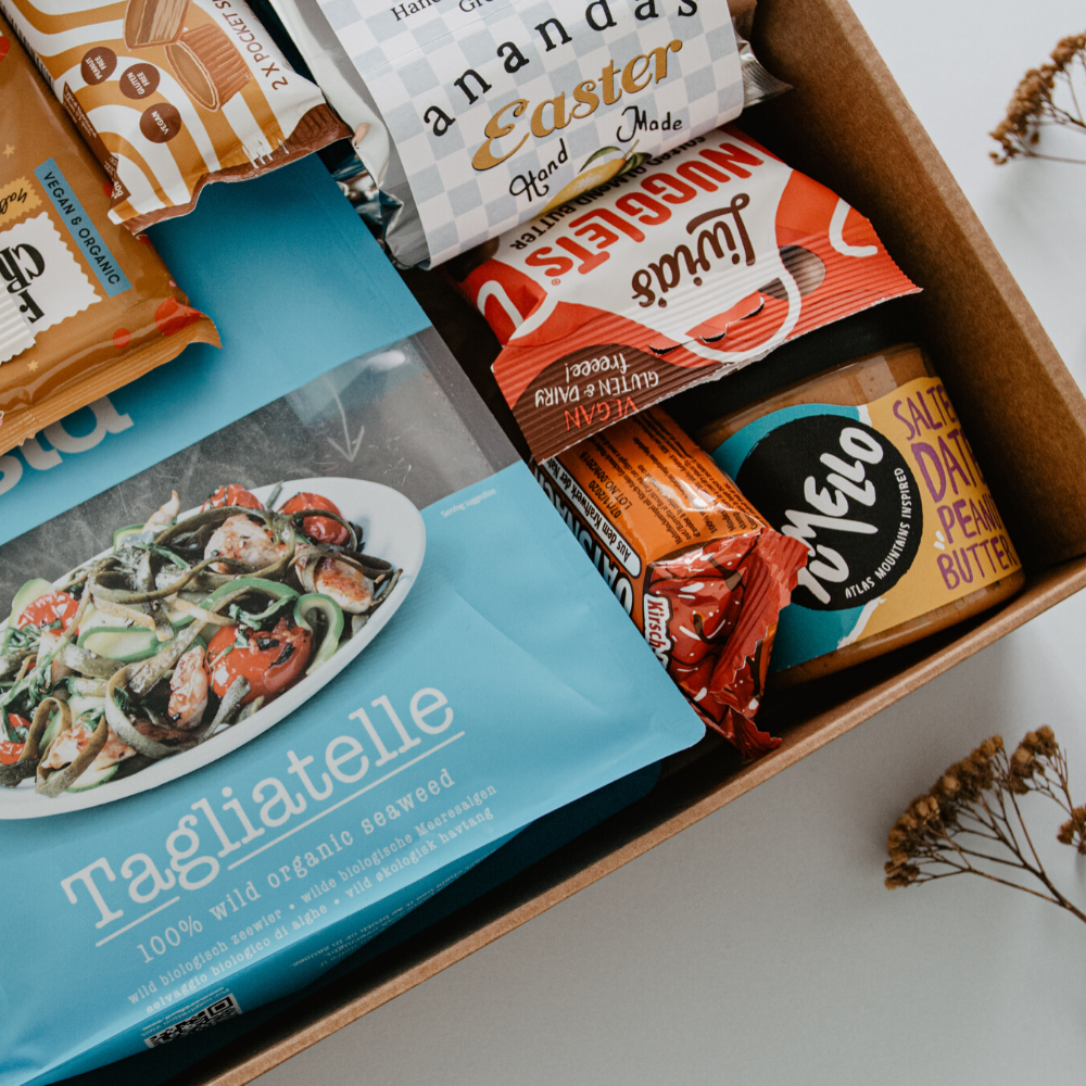 Cesquis Vegan Boxes - Surprise Box