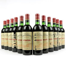Load image into Gallery viewer, Chateau Canon-La-Gaffeliere 1970 St-Emilion Grand Cru 12x75cl - Cambridge Deli