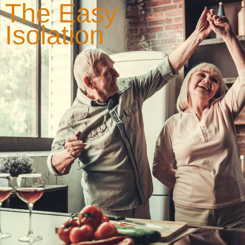 The Easy Isolation Selection - Cambridge Deli
