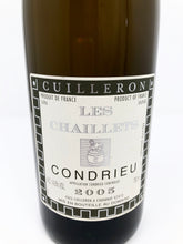 Load image into Gallery viewer, Domaine Yves Cuilleron, Les Chaillets 2005 Condrieu. White Rhone Valley. - Cambridge Deli
