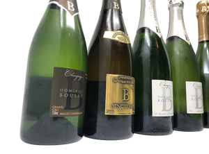 Champagne Dominique Boulard - Mixed Case. NOW £179.99 DOWN FROM £220 ! - THAT'S A SAVING OF £7 PER BOTTLE / OVER £40 ! - Cambridge Deli