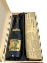 Load image into Gallery viewer, Vintage Champagne & Historical Newspaper Gift Set. - Cambridge Deli