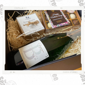 Mother's Day Hamper - Cambridge Champagne Company Limited.