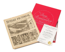Load image into Gallery viewer, Original Historical Newspapers - Cambridge Champagne Company Limited.