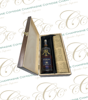 Revanche XO Blend Cognac & Historical Newspaper Gift Set. - Cambridge Champagne Company Limited.