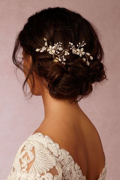 Romantic Wedding Hair Ideas for your Big Day