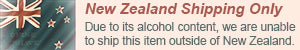 New Zealand Shipping Only