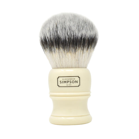 Simpson Trafalgar T3 Synthetic Fibre Shaving Brush 26mm