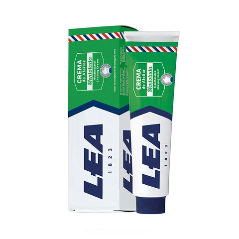LEA Mentholated Shaving Cream 150ml - FineShave