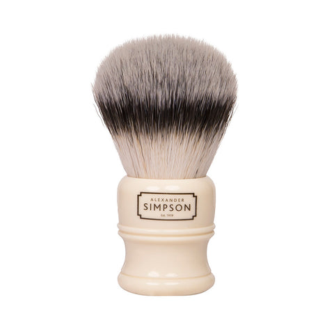 Simpson Trafalgar T2 Synthetic Fibre Shaving Brush 24mm