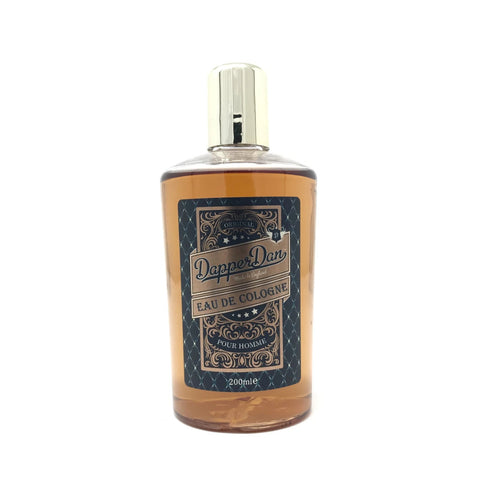 Dapper Dan Eau de Cologne Aftershave 200ml - FineShave