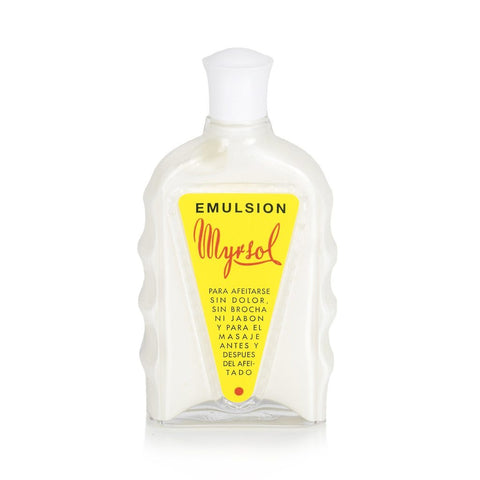 Myrsol Emulsion Pre/Post Shave Lotion 180ml - FineShave