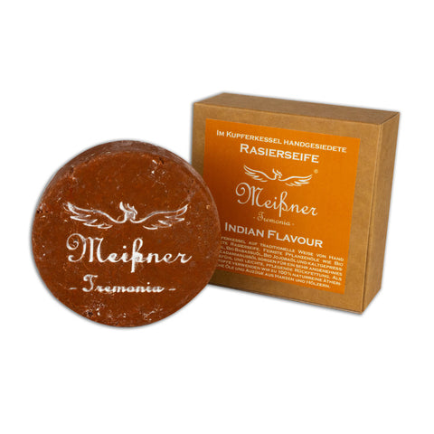 Meissner Tremonia Indian Flavour Shaving Soap 95g (Refill) - FineShave