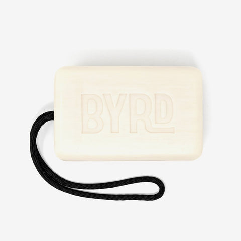 BYRD Hydrating Soap on a Rope 255g