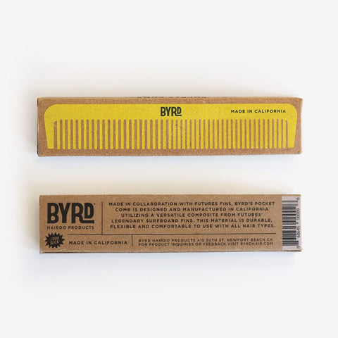 BYRD Pocket Comb 13cm