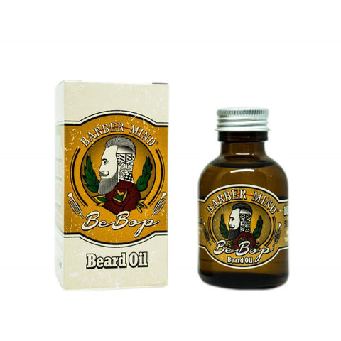 Barber Mind BeBop Beard Oil 50ml - FineShave