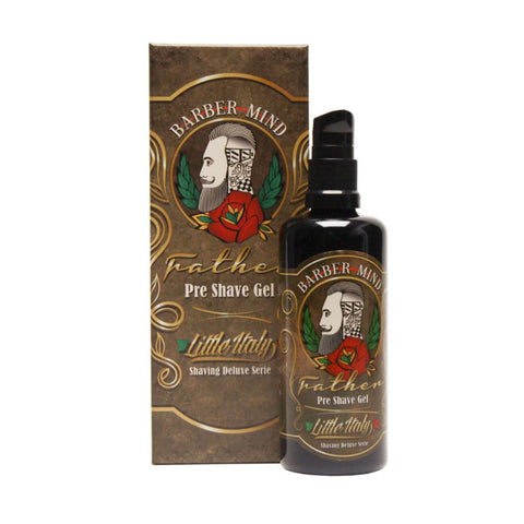 Barber Mind Father Pre Shave Gel 100ml - FineShave