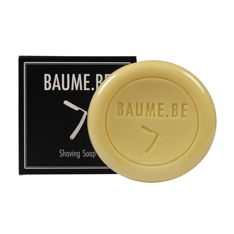 Baume.be Shaving Soap Refill 125gr - FineShave